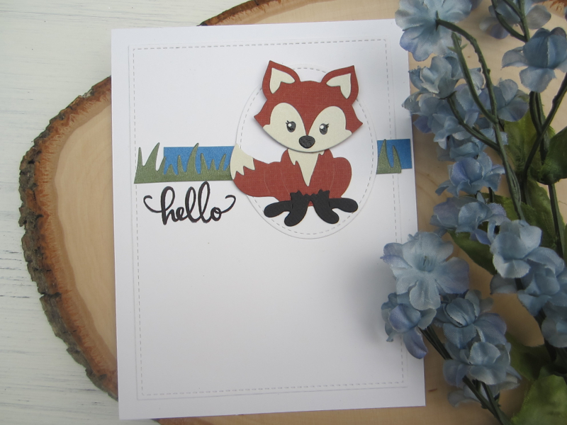 Foxy Hello front